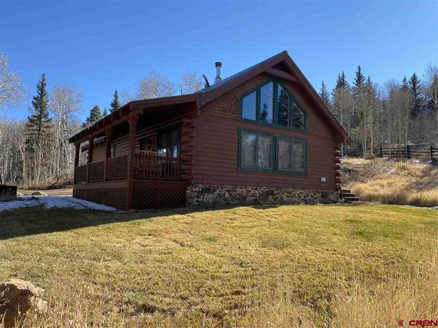 5200 County Road 887, Gunnison, CO 81230 (MLS #779409) :: The Dawn Howe Group | Keller Williams Colorado West Realty