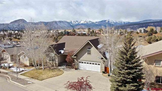 15 Red Mountain Drive, Durango, CO 81301 (MLS #779413) :: The Dawn Howe Group | Keller Williams Colorado West Realty