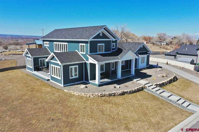 66380 Crestview Drive, Montrose, CO 81403 (MLS #779446) :: The Dawn Howe Group | Keller Williams Colorado West Realty
