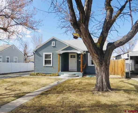 437 N 17th Street, Grand Junction, CO 81501 (MLS #779451) :: The Dawn Howe Group   Keller Williams Colorado West Realty