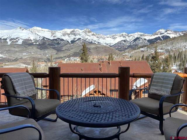 123 Tristant, Mountain Village, CO 81435 (MLS #779461) :: The Dawn Howe Group | Keller Williams Colorado West Realty