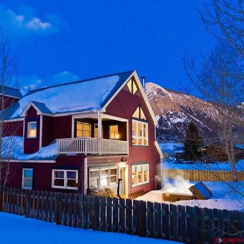 624 Gothic Avenue, Crested Butte, CO 81224 (MLS #779466) :: The Dawn Howe Group | Keller Williams Colorado West Realty