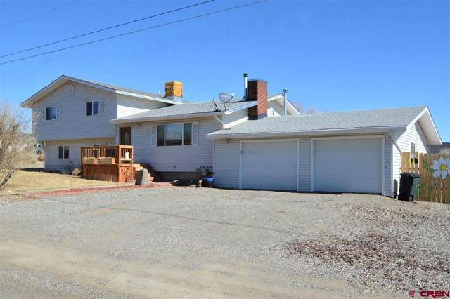 525 NW 7th Street, Cedaredge, CO 81413 (MLS #779467) :: The Dawn Howe Group | Keller Williams Colorado West Realty