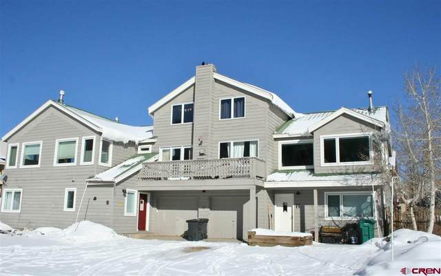 118 7th Street Unit E, Crested Butte, CO 81224 (MLS #779518) :: The Dawn Howe Group | Keller Williams Colorado West Realty