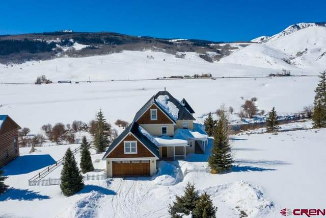 209 Kubler Street, Crested Butte, CO 81224 (MLS #779679) :: The Dawn Howe Group | Keller Williams Colorado West Realty