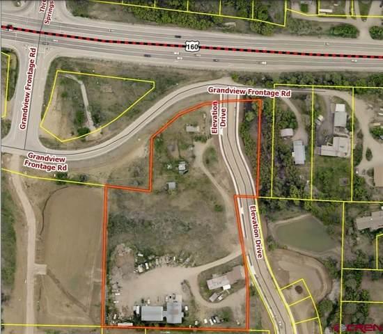 29160 E Highway 160, Durango, CO 81301 (MLS #779741) :: Durango Mountain Realty