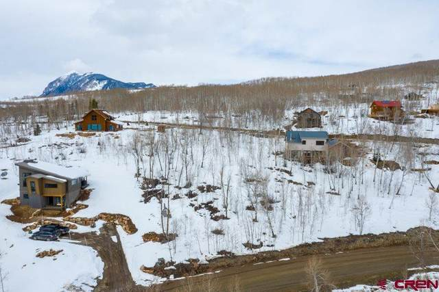 43 Anderson Drive, Crested Butte, CO 81224 (MLS #779885) :: The Dawn Howe Group | Keller Williams Colorado West Realty
