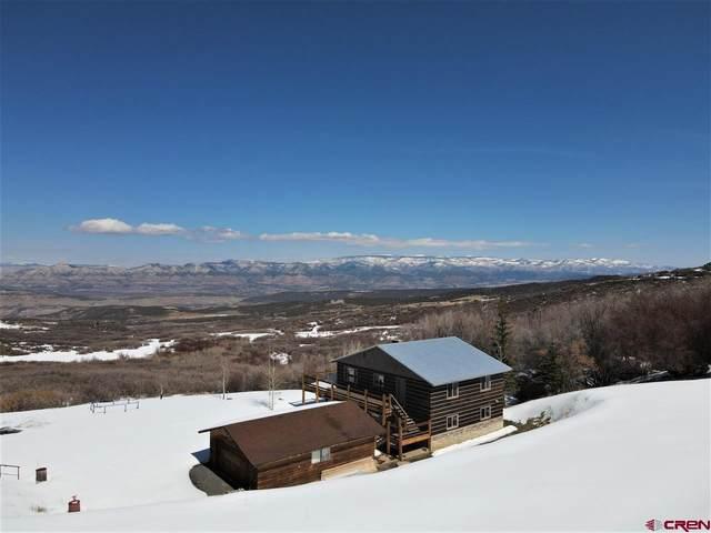 8390 Bull Basin Road, Mesa, CO 81643 (MLS #779930) :: The Dawn Howe Group | Keller Williams Colorado West Realty