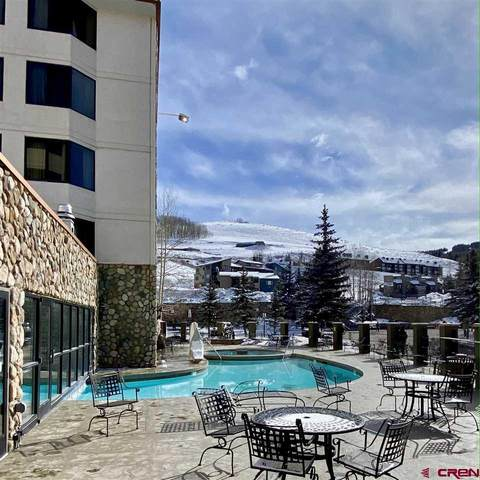 6 Emmons Road #172, Mt. Crested Butte, CO 81225 (MLS #779988) :: The Dawn Howe Group | Keller Williams Colorado West Realty