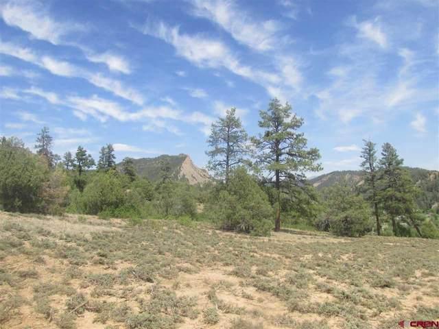 245 & X Alcazar Place, Pagosa Springs, CO 81147 (MLS #780076) :: The Howe Group | Keller Williams Colorado West Realty