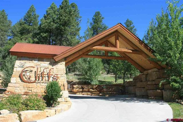 Lot 14 Durango Cliffs Dr, Durango, CO 81301 (MLS #780088) :: Durango Mountain Realty