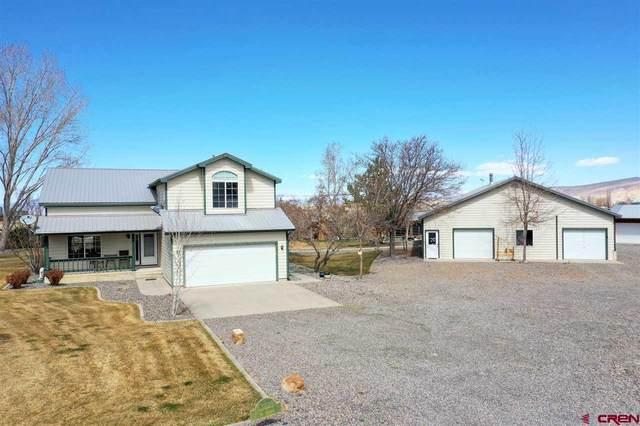 63225 Jordan Court, Montrose, CO 81401 (MLS #780136) :: The Dawn Howe Group | Keller Williams Colorado West Realty