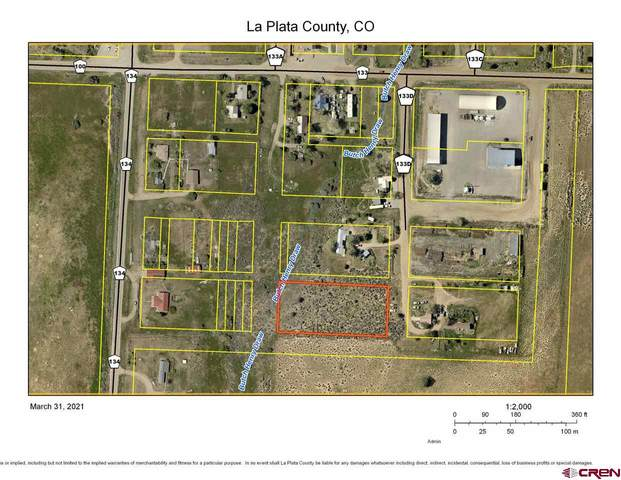 TBD Cr 133, Hesperus, CO 81326 (MLS #780175) :: Durango Mountain Realty