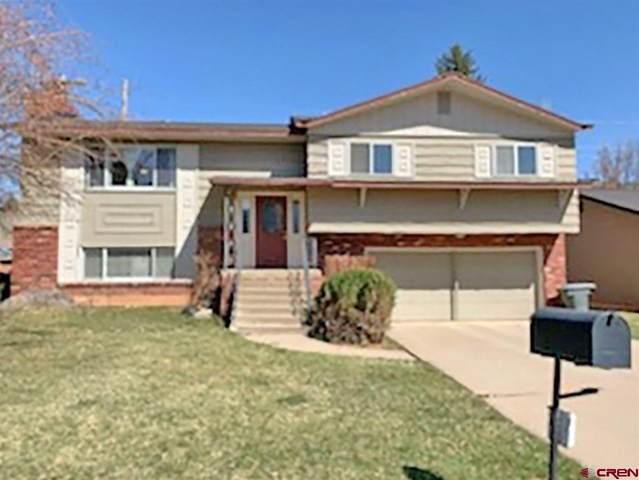2906 Cedar Avenue, Durango, CO 81301 (MLS #780222) :: Durango Mountain Realty
