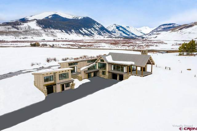 101 Pyramid Avenue, Crested Butte, CO 81224 (MLS #780227) :: The Dawn Howe Group | Keller Williams Colorado West Realty