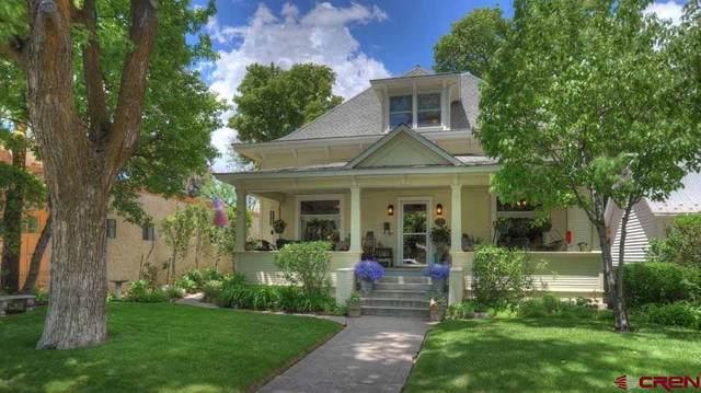 825 E 3rd Avenue, Durango, CO 81301 (MLS #780265) :: Durango Mountain Realty