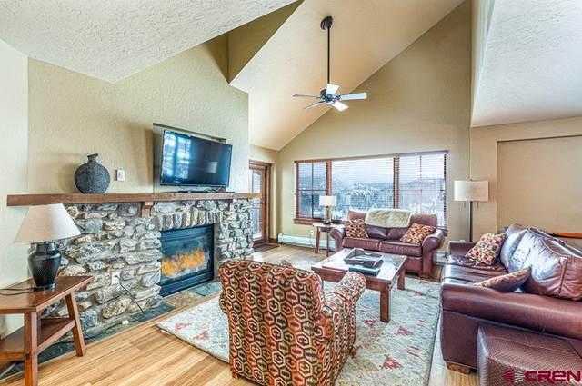 24 Sheol Street 504 R7, Durango, CO 81301 (MLS #780280) :: Durango Mountain Realty