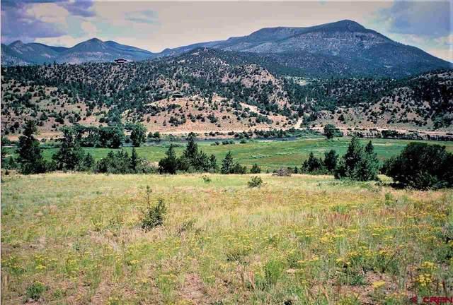 0256 S Eagle's Crest Lane, South Fork, CO 81154 (MLS #780315) :: The Howe Group | Keller Williams Colorado West Realty