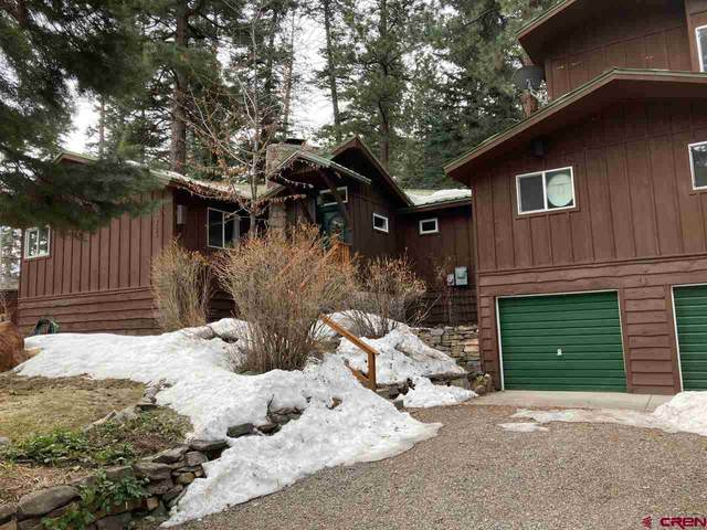 365 Whispering Pines Drive, Ouray, CO 81427 (MLS #780376) :: The Dawn Howe Group | Keller Williams Colorado West Realty