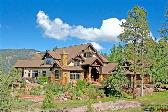 1501 Celadon Drive East, Durango, CO 81301 (MLS #780412) :: Durango Mountain Realty
