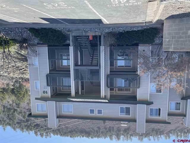 1100 Geoglein Gulch Road #248, Durango, CO 81301 (MLS #780424) :: Durango Mountain Realty