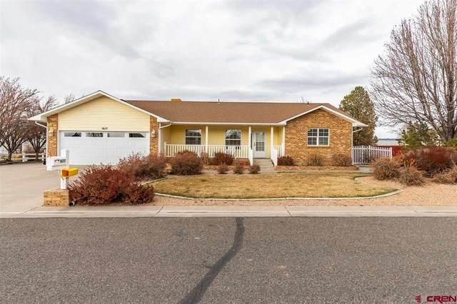 1677 Sneffels Street, Montrose, CO 81401 (MLS #780463) :: The Dawn Howe Group | Keller Williams Colorado West Realty