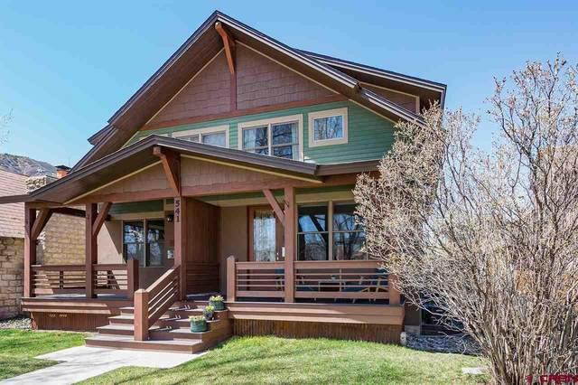 541 E 3rd Avenue B, Durango, CO 81301 (MLS #780566) :: Durango Mountain Realty