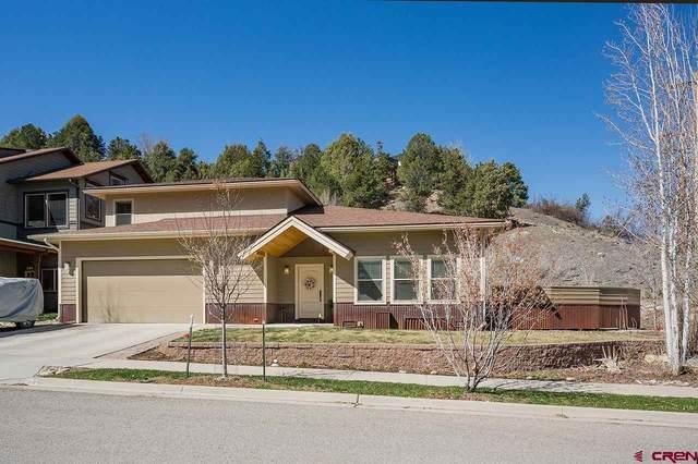 35 Ella Vita Court, Durango, CO 81301 (MLS #780661) :: Durango Mountain Realty