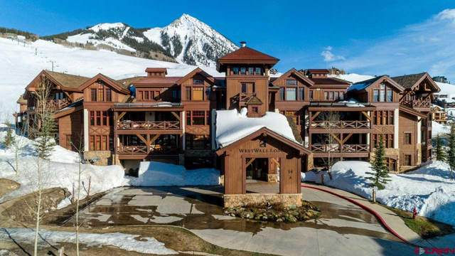 14 Hunter Hill Road Unit A403, Mt. Crested Butte, CO 81225 (MLS #780664) :: The Dawn Howe Group | Keller Williams Colorado West Realty