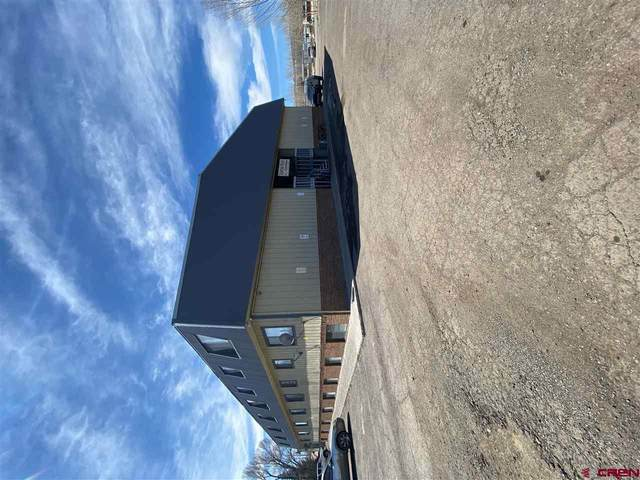 308 9th Street All Units, Gunnison, CO 81230 (MLS #780714) :: The Dawn Howe Group   Keller Williams Colorado West Realty