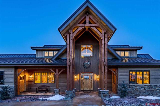 174 Ute Junction Circle, Durango, CO 81303 (MLS #780742) :: Durango Mountain Realty