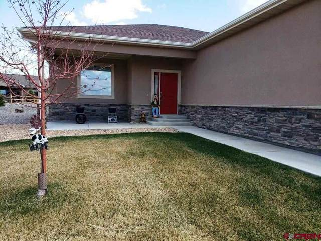 3515 Woodford Avenue, Montrose, CO 81401 (MLS #780776) :: The Dawn Howe Group | Keller Williams Colorado West Realty