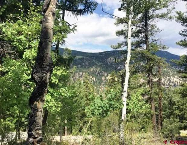Lot 65 Red Mountain Drive, Lake City, CO 81235 (MLS #780844) :: The Howe Group   Keller Williams Colorado West Realty