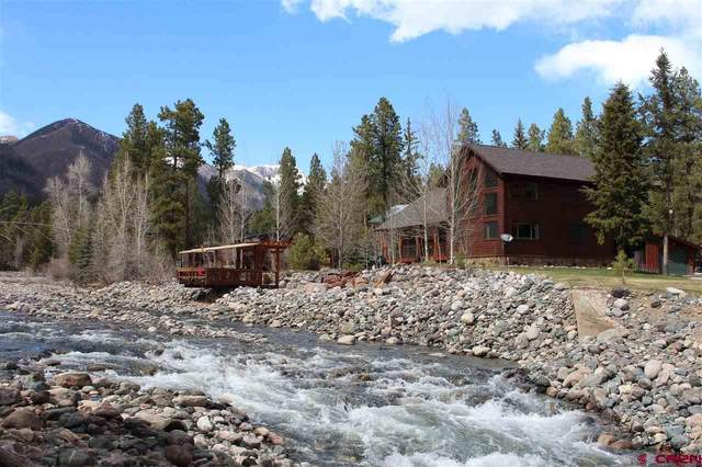 121 Little Valley Rd, Vallecito Lake/Bayfield, CO 81122 (MLS #780858) :: The Dawn Howe Group | Keller Williams Colorado West Realty
