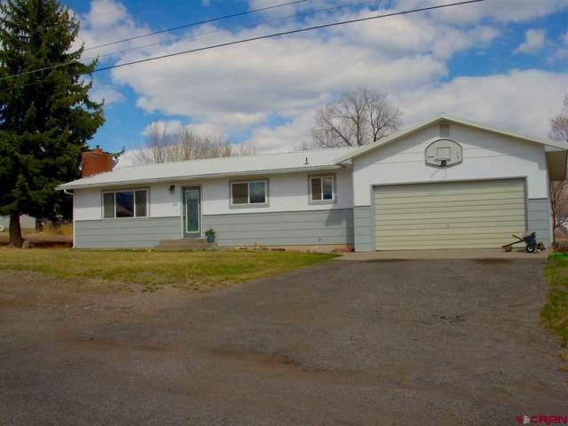 415 NW 7th Street, Cedaredge, CO 81413 (MLS #780859) :: The Dawn Howe Group | Keller Williams Colorado West Realty