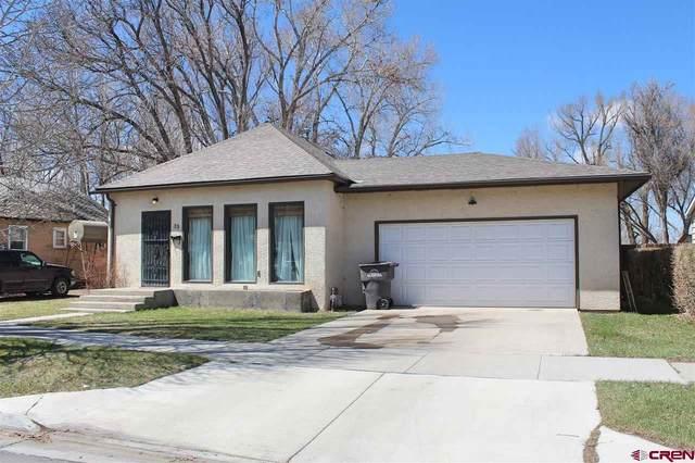 33 Cascade Avenue, Alamosa, CO 81101 (MLS #780883) :: The Dawn Howe Group | Keller Williams Colorado West Realty