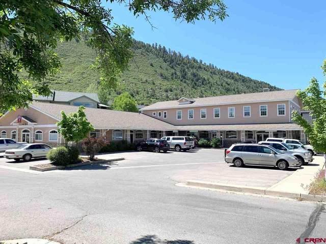 100 Jenkins Ranch Road Units 8-12, Durango, CO 81301 (MLS #780891) :: Durango Mountain Realty
