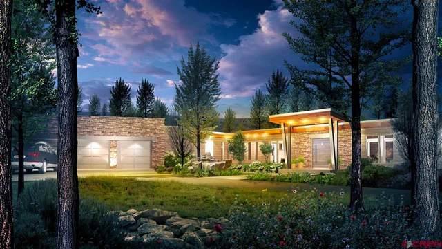 1308 Wrangler Way, Durango, CO 81303 (MLS #780906) :: Durango Mountain Realty