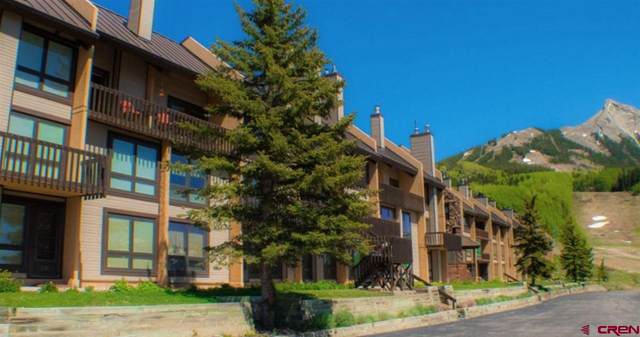 51 Whetstone Road #1202, Mt. Crested Butte, CO 81225 (MLS #780922) :: The Dawn Howe Group | Keller Williams Colorado West Realty