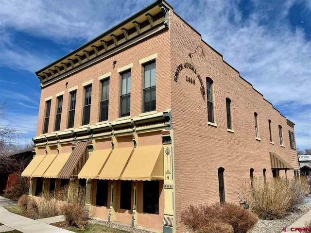 114 N Boulevard Street 203-204, Gunnison, CO 81230 (MLS #780985) :: The Dawn Howe Group   Keller Williams Colorado West Realty