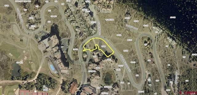TBD Mountain Village 109R Boulevard, Mountain Village, CO 81435 (MLS #781003) :: The Dawn Howe Group | Keller Williams Colorado West Realty