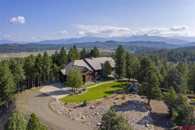 719 Saddleback Drive, Pagosa Springs, CO 81147 (MLS #781063) :: The Howe Group   Keller Williams Colorado West Realty
