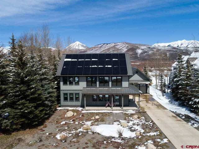 11 Butte Avenue, Crested Butte, CO 81224 (MLS #781071) :: The Dawn Howe Group | Keller Williams Colorado West Realty