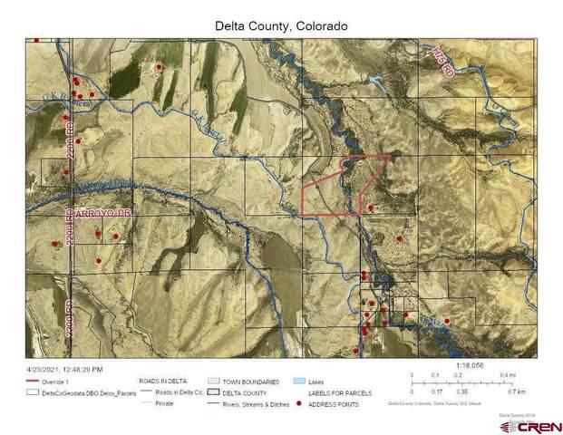 6065 Peach Valley Road, Delta, CO 81416 (MLS #781078) :: The Howe Group   Keller Williams Colorado West Realty