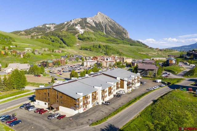 701 Gothic Road R303, Mt. Crested Butte, CO 81225 (MLS #781147) :: The Dawn Howe Group   Keller Williams Colorado West Realty