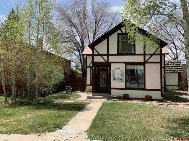 223 N Iowa Street, Gunnison, CO 81230 (MLS #781153) :: The Dawn Howe Group   Keller Williams Colorado West Realty