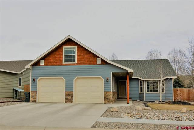 910 Sunny Slope Drive, Gunnison, CO 81230 (MLS #781162) :: The Dawn Howe Group   Keller Williams Colorado West Realty