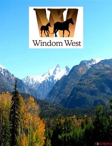 TBD Wilshire Drive, Durango, CO 81301 (MLS #781166) :: Durango Mountain Realty
