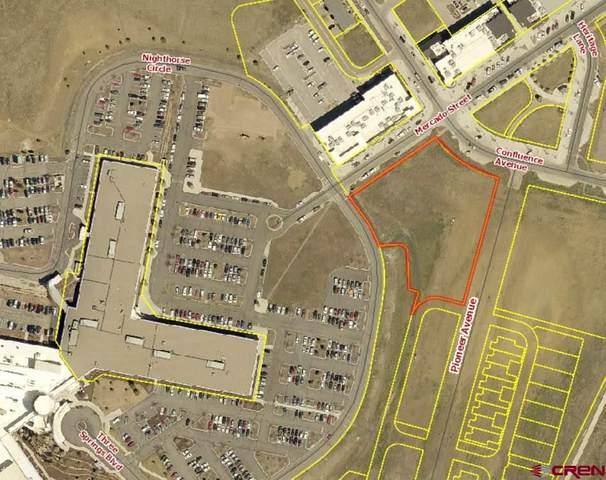 265 (Lot 180) Pioneer Avenue, Durango, CO 81301 (MLS #781208) :: Durango Mountain Realty
