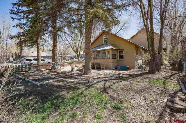 276 E 7th Avenue, Durango, CO 81301 (MLS #781263) :: The Dawn Howe Group   Keller Williams Colorado West Realty